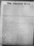 The Chester News March 4, 1919 by W. W. Pegram and Stewart L. Cassels