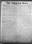 The Chester News March 18, 1919 by W. W. Pegram and Stewart L. Cassels