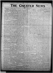 The Chester News April 4, 1919 by W. W. Pegram and Stewart L. Cassels