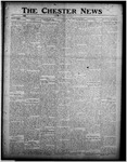 The Chester News April 8, 1919 by W. W. Pegram and Stewart L. Cassels