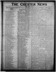 The Chester News April 18, 1919 by W. W. Pegram and Stewart L. Cassels