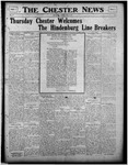 The Chester News April 22, 1919 (Part 1) by W. W. Pegram and Stewart L. Cassels