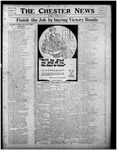 The Chester News April 22, 1919 (Part 2) by W. W. Pegram and Stewart L. Cassels