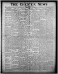 The Chester News April 29, 1919 by W. W. Pegram and Stewart L. Cassels