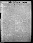 The Chester News September 19, 1919