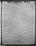 The Chester News September 23, 1919 by W. W. Pegram and Stewart L. Cassels