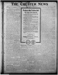 The Chester News September 26, 1919 by W. W. Pegram and Stewart L. Cassels