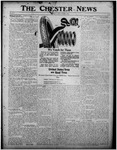 The Chester News October 3, 1919