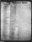 The Chester News October 17, 1919 by W. W. Pegram and Stewart L. Cassels