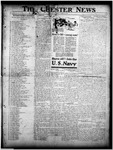 The Chester News October 21, 1919