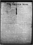 The Chester News October 28, 1919 by W. W. Pegram and Stewart L. Cassels