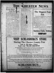 The Chester News October 31, 1919