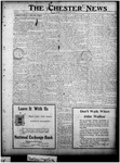 The Chester News October 31, 1919 by W. W. Pegram and Stewart L. Cassels