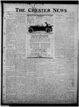 The Chester News November 18, 1919 by W. W. Pegram and Stewart L. Cassels