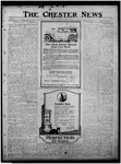 The Chester News November 21, 1919 by W. W. Pegram and Stewart L. Cassels