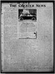 The Chester News November 28, 1919 by W. W. Pegram and Stewart L. Cassels