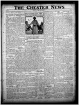 The Chester News April 30, 1920