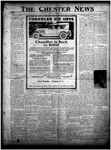The Chester News October 22, 1920