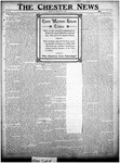 The Chester News April 1, 1921