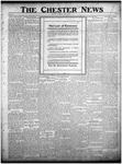 The Chester News April 8, 1921