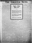 The Chester News May 13, 1921