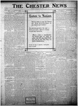 The Chester News June 3, 1921