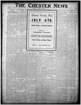 The Chester News June 21, 1921