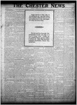 The Chester News August 9, 1921
