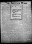 The Chester News August 23, 1921