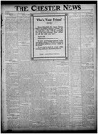The Chester News August 30, 1921