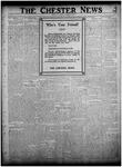 The Chester News September 6, 1921