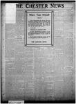 The Chester News September 9, 1921