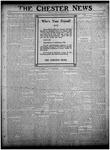The Chester News September 13, 1921
