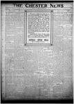 The Chester News September 27, 1921 by W. W. Pegram and Stewart L. Cassels