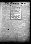 The Chester News October 11, 1921 by W. W. Pegram and Stewart L. Cassels