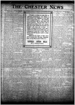 The Chester News October 14, 1921 by W. W. Pegram and Stewart L. Cassels