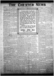 The Chester News October 21, 1921 by W. W. Pegram and Stewart L. Cassels
