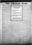 The Chester News October 25, 1921 by W. W. Pegram and Stewart L. Cassels