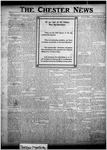 The Chester News October 28, 1921 by W. W. Pegram and Stewart L. Cassels