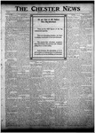The Chester News November 1, 1921 by W. W. Pegram and Stewart L. Cassels