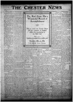 The Chester News November 15, 1921 by W. W. Pegram and Stewart L. Cassels