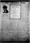 The Chester News November 25, 1921 by W. W. Pegram and Stewart L. Cassels