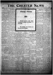The Chester News January 17, 1922