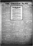 The Chester News January 24, 1922