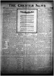 The Chester News January 27, 1922
