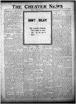 The Chester News March 14, 1922