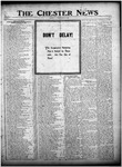 The Chester News March 31, 1922