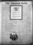 The Chester News April 21, 1922