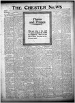 The Chester News April 25, 1922