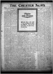The Chester News May 9, 1922